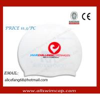 China Free Samples factory directly sell swimming caps on sale