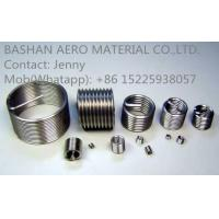 Quality Hot sale  stainless steel wire threaded inserts and screw thread coils with high quality and best price for sale