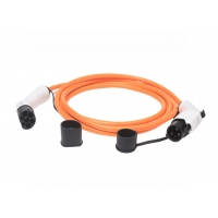 Buy cheap 32A Three Phase Type 1 To Type 2 11kw EV Charing Cable from wholesalers