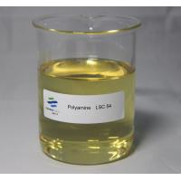 Quality 42751-79-1 Water Purification Chemicals Polyamine Liquid Cationic Polymers for sale