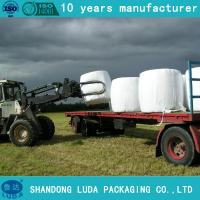 China Easy Operated corn silage round baler on sale