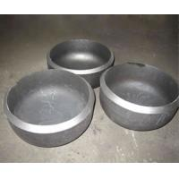 Quality butt weld fittings pipe cap for sale