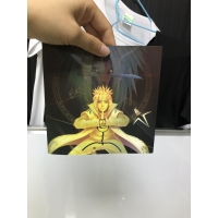 Quality 3D 0.4mm TPU Clothes Patch Custom Lenticular Printing for sale