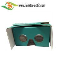 Buy cheap 3d virtual reality google cardboard vr toolkit for smartphone VR content from wholesalers