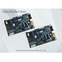Quality Eco Solvent Inkjet Printer PCB , Galaxy New Version Blue Epson DX5 Mainboard for sale