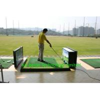 China Unique Auto Golf Ball Up Machine / Auto Tee Up Bay For Golf Driving Ranges on sale