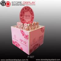 Quality Custom Cosmetic Pallet display stand for sale