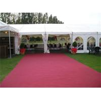 Quality High Quality Aluminum Frame Wedding Tent with decoration for sale for sale