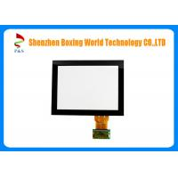 Quality USB Interface Capacitive Touch Screen Panel 10.4 Inches 4pins For POS Devices for sale
