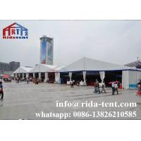 China Romantic Clear Marquee Party Tent For Conference 1000 High Capacity on sale