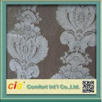 Quality Fashion Unique Design Modern Polyester Curtain Fabric Shrink-Resistant for sale