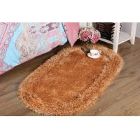 Buy mat small rug polyester made carpet and rug plush shaggy carpet home rug soft decoration colors available at wholesale prices