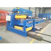 Quality High Speed 10 Tons Sheet Metal Decoiler Automatically With Coil Car for sale