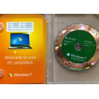 Quality Operating System Windows 7 Home Premium Retail With Lifetime Warranty for sale