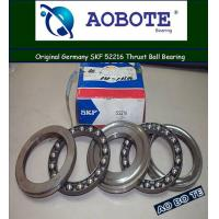 Quality Axial Load Thrust Ball Bearing SKF 52216 , Single Row Gcr15 and Low Noise for sale