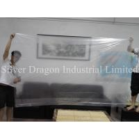 Best Large plastic bags, transparent, non printing, size 132cm x 275cm, produced by Silver Dragon Industrial Limited wholesale