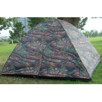 Quality Army Dome Tent 3-4 Person Doulbe Layer Fashional Army Tent(HT6066) for sale