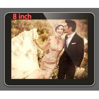 China 8 inch ABS injection plastic tablet advertising led light box on sale
