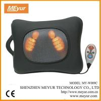 Quality MEYUR Infrared Heat Kneading Shiatsu Massage Pillow,Massage Cushion for home and car used. for sale