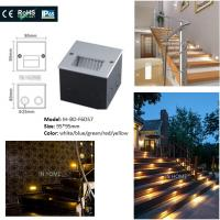 Best Square Shape 5730SMD Recessed LED Wall For Stair Lights Indoor / Outdoor Step wholesale