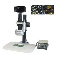 Best 200X 1080P Digital Camera 3D Digital Microscope With 360 Degree Automatic Rotary wholesale