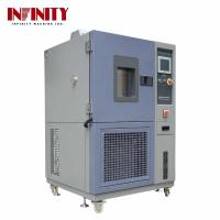 Buy cheap High And Low Temperature Humidity Environmental Simulation Chamber 250L Capacity from wholesalers