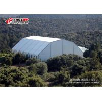 China Deluxe All Weather Large Storage Tents Polygon Shape Multi Functional on sale