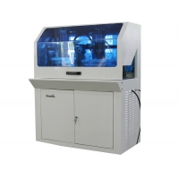 China Factory favorable price  WL-HS-2F PVC card die cutter plastic punching business cards making machine on sale