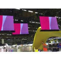 Best 3.9mm 180 degrees bendable LED display for events, similar to Barco wholesale