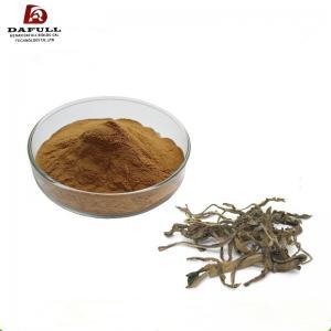 China Folium Isatidis Natural Herbal Medicine Dry Woad Leaf  Food Grade Ethanol Solvent on sale