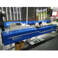 Buy cheap High Speed Double Glazing Equipment 14L Volume Butyl Spreading Machine from wholesalers