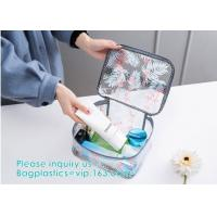 Buy cheap Vinyl Wash Beauty Cosmetic Travel Toiletry Bag,Makeup Bag, Travel Mens Toiletry from wholesalers