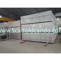 China Good quality 1000mm,1500mm,2000mm,3000mm,4000mm Q235 galvanized scaffolding steel board, steel plank for sale on sale
