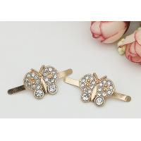 Buy Butterfly Zinc Alloy Buckle Shoe DIY Handmade Pendant Abrasion Resistant at wholesale prices