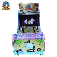 Quality Retro Arcade Games Machines / Large Virtual Coin Pusher Machine for sale