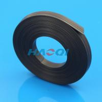 Buy adhesive rubber strong thin magnetic strips at wholesale prices