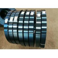 Quality Cold Rolled Carbon Steel Sheet / Spring Steel Strip 65Mn Heat Treatments HRC 40 for sale