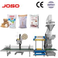 China Baking Powder packaging machine 25kg big bag filling machine,Dry spice powder filling pacing machines avoid dust on sale