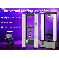 Quality High Grade Tension Testing Machine Ultimate Tensile Auto Stop At Break for sale