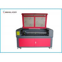 Quality 100W Water Cooling Plastic Cnc Laser Cutting Machine 1610 With CE FDA for sale