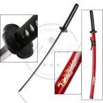 "Quality 40.5"" Japanese Video GameTouken Ranbu Lzuminokami Kanesada Real Katana Sword for sale"