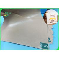 China 50g Kraft Paper With 10 PE Food Grade 100% Virgin Wood Pulp Paper For Packing on sale