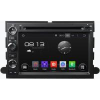 Quality 1080P HD Video Ford DVD Player , Ford Fusion Touch Screen Radio Stereo 2006 - 2009 for sale