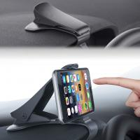 Best Universal Clip Dashboard Mount Anti-Slip Adjustable Cell Phone Stand Holder for Phone GPS wholesale