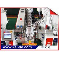 Best PERT/EVOH oxygen barrier Pipe Extrusion Machine KAIDE factory wholesale