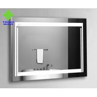 Quality Wall Mounted Frameless Silver Wall Mirror Superior Corrosion Resistance for sale