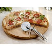 Best Customize FDA Standard Pizza Cutter Cake And Pizza Cheese Wheel With LOGO Printing wholesale