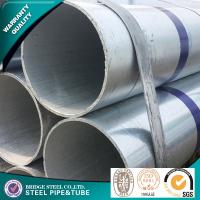 Quality ASTM A53 Round Mild Steel Tube  for sale