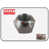 China Iron Truck Chassis spare Parts Rear Wheel Nut 8980078240 , Truck Accessories Parts on sale