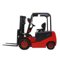 Buy cheap 2.5 Ton Loading Capacity Electric Forklift Truck AC Drive Battery Powered 4 from wholesalers